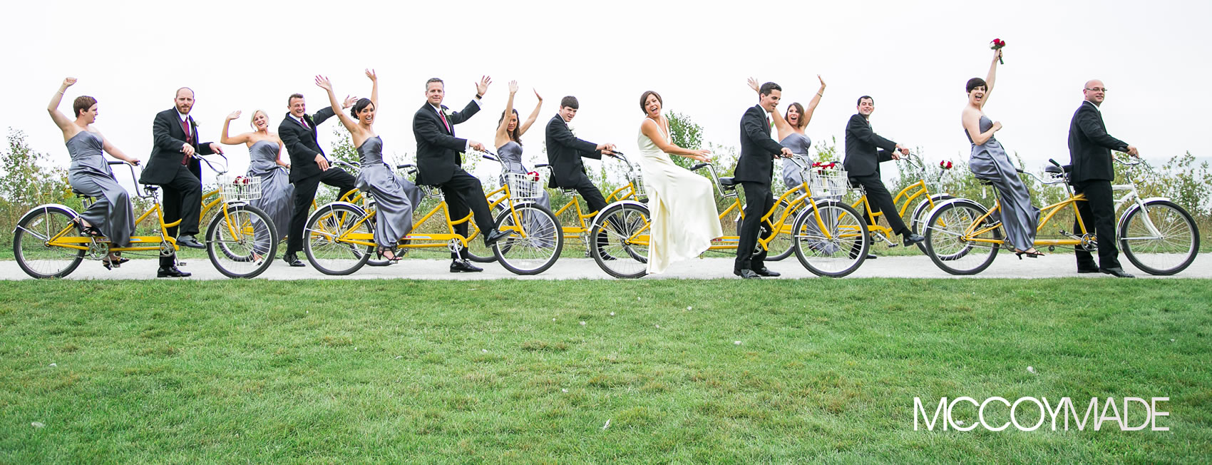 Mackinac Wedding Party