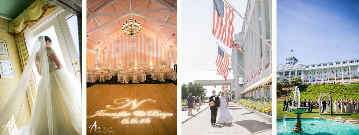 For the Love of Mackinac Wedding Planner